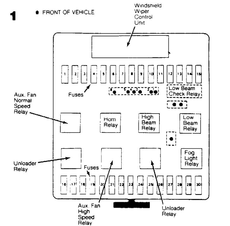1384523604 6132 1984 bmw 733i wiring diagram bmw wiring diagrams for diy car repairs E24 633CSi at edmiracle.co