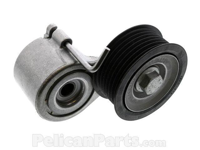Accessory Belt Tensioner For 09-17 Porsche Cayenne Panamera S GTS Turbo RZ58N1