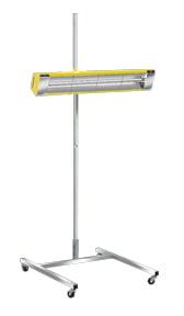120v High Intensity Medium Wave Curing Lamp Pelicanparts Com